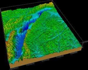 Гидрологический режим рек района