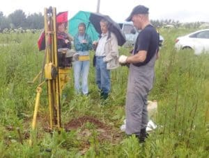 Геология участка и геологические изыскания для строительства в Краснодаре