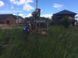 Инженерно-геологические изыскания для газопровода в Краснодаре
