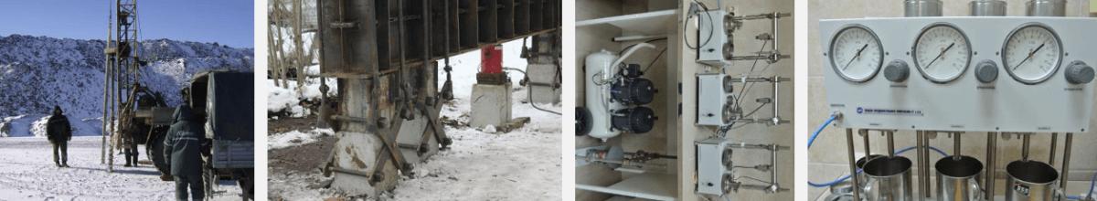 Гидрогеологический мониторинг в Краснодаре